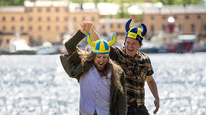 Culture Shock Sweden (Allt för Sverige)