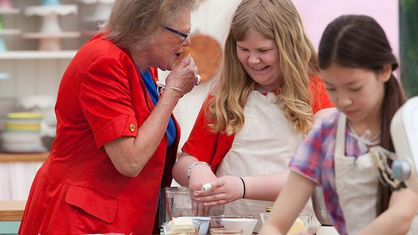 Great Swedish Bake off – Junior