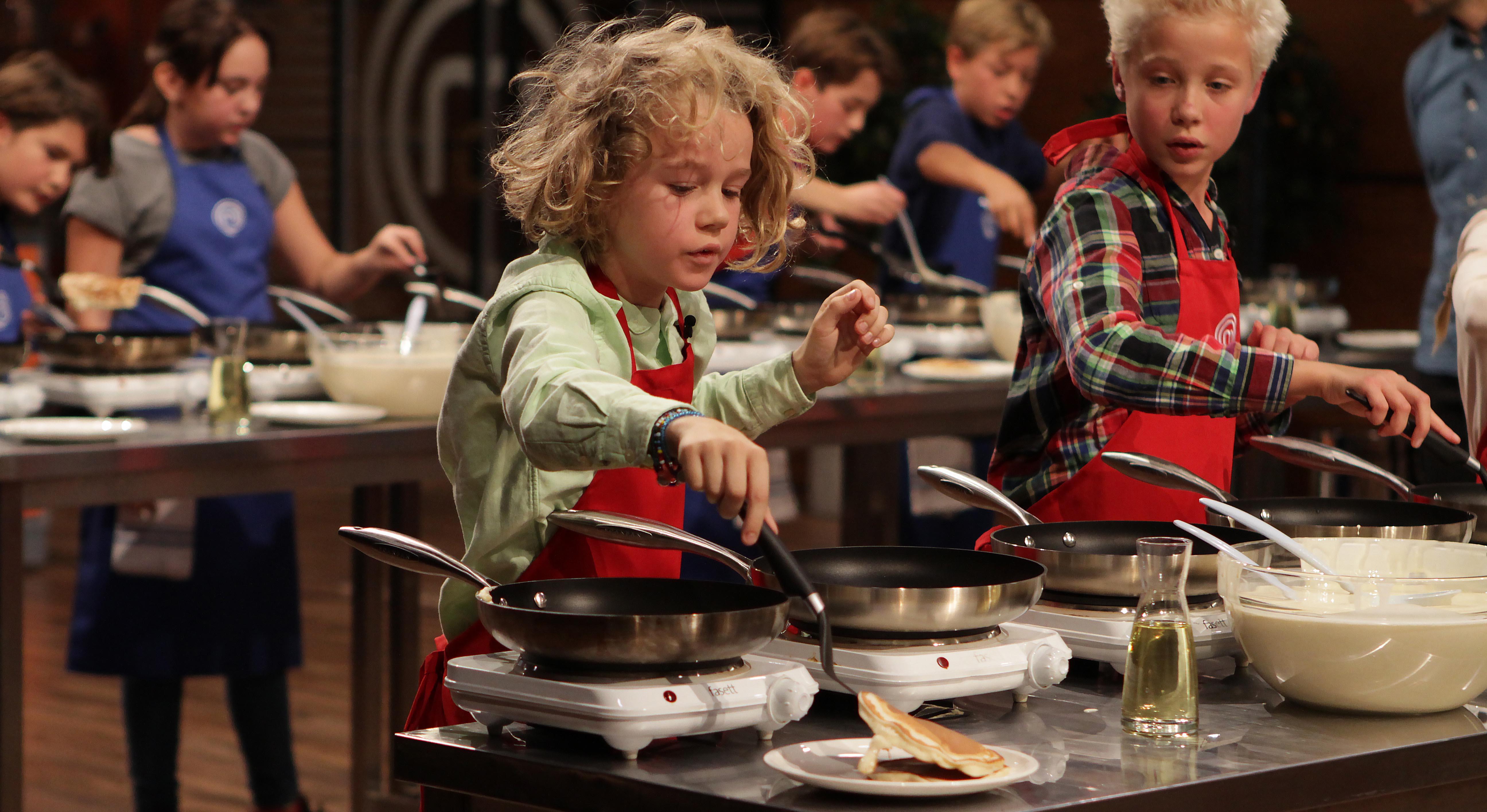 Master Chef Junior Sweden